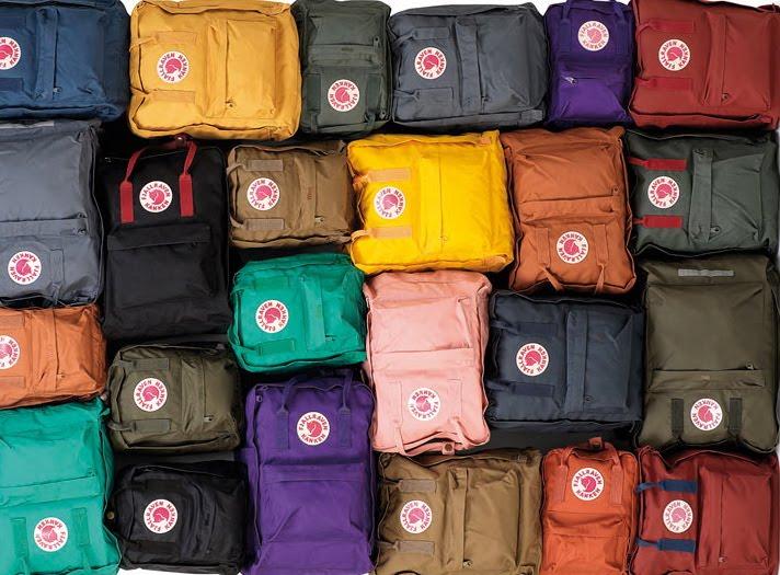 Fjällräven: Ikona sveta ruksakov