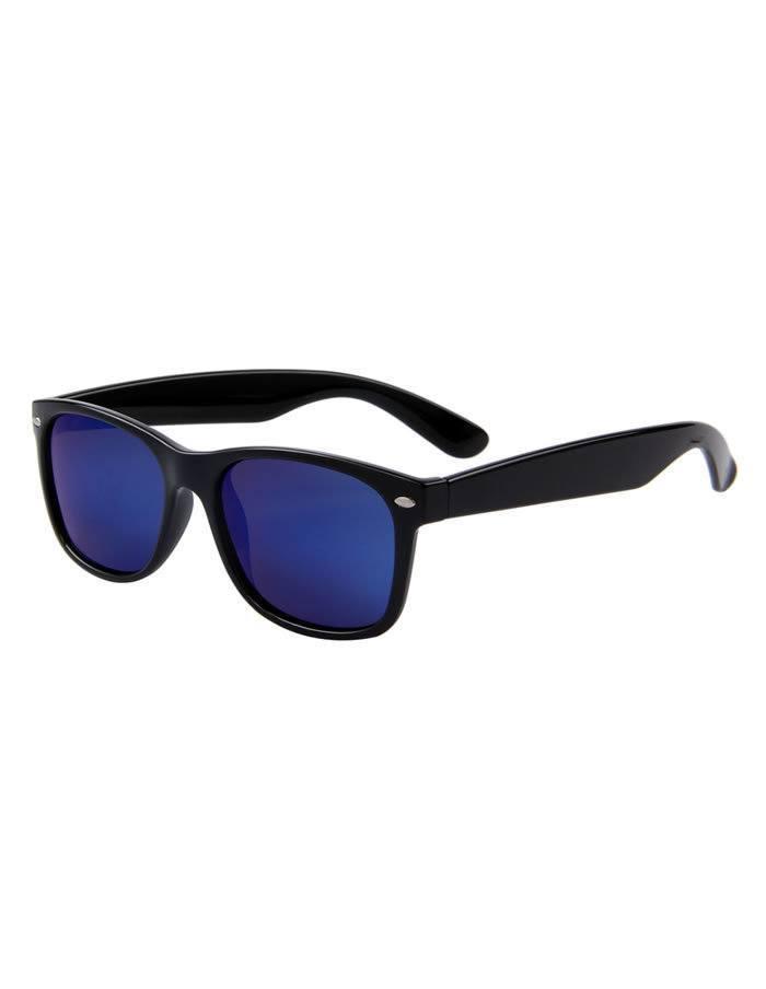 Okuliare Wayfarer Blue Mirror Polarizačné