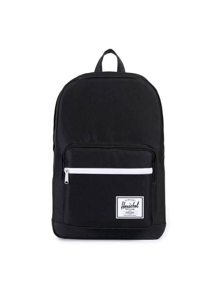 Čierny ruksak Herschel Pop Quiz