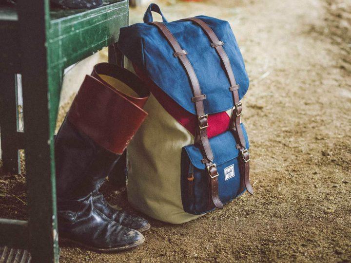 Ako si vybrať ruksak Herschel?