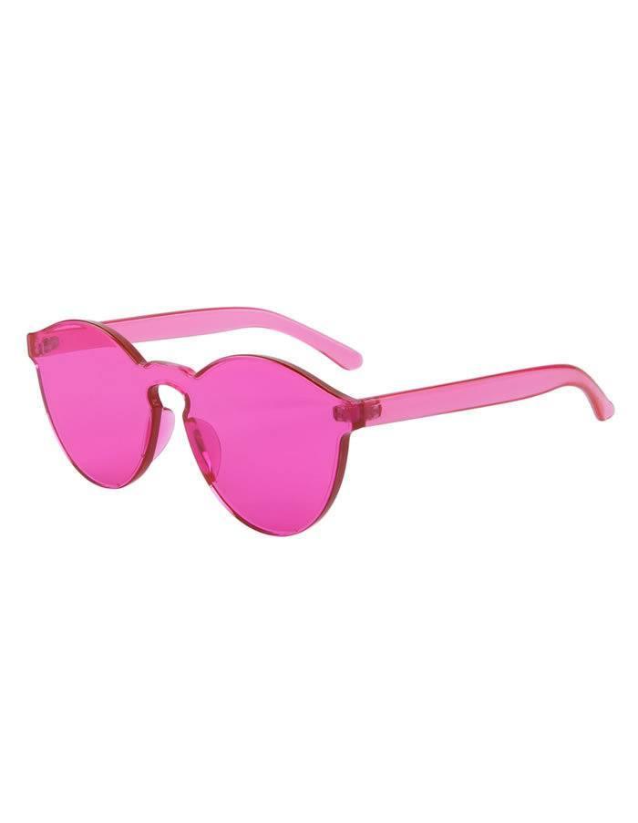 Okuliare Superclear Ružové