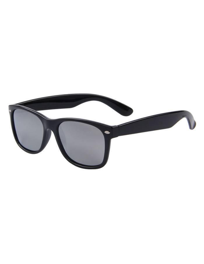 Slnečné okuliare Wayfarer zrkadlové sklá