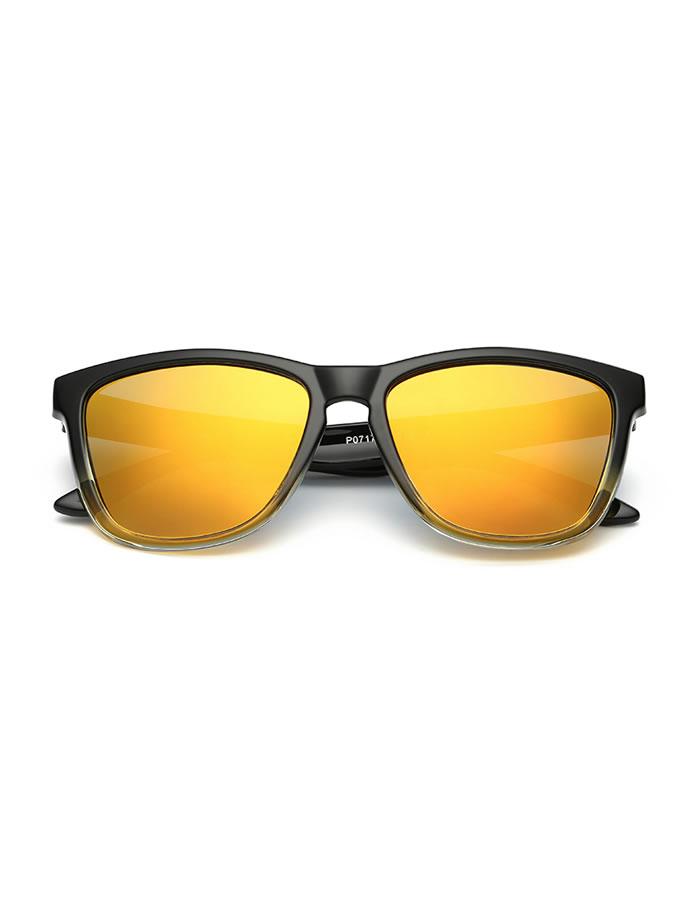 62c9b9d31 Okuliare Wayfarer modré zrkadlové polarizačné sklá × pickle.sk