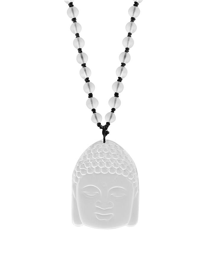 Náhrdelník Buddha Crystal